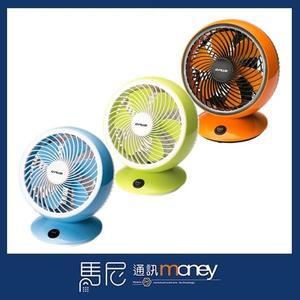 G-PLUS 小旋風-DC直流節能循環扇BF-B001/電風扇/可掛壁/二段風速/便攜式風扇【馬尼通訊】