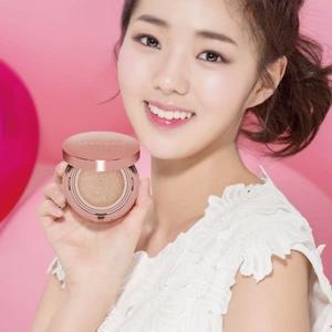 韓國 April Skin 魔法粉紅公主氣墊粉餅 (粉盒)【B000238】