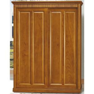 衣櫃 衣櫥 AT-339-8 楠檜柚木色5.5X7尺實木衣櫥【大眾家居舘】