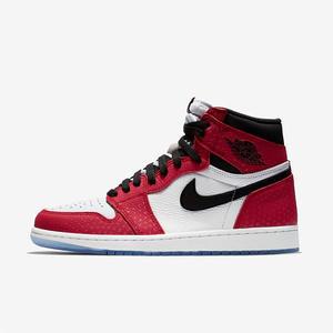 【現貨】NIKE Air Jordan 1 SpiderMan 蜘蛛人 芝加哥配色 黑紅 漫威 555088-602