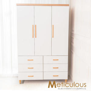 衣櫃【時尚屋】[UZ6]寶格麗4x7尺衣櫥UZ6-131-4免運費/免組裝/衣櫥