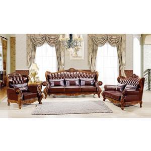 【大熊傢俱】A21A玫瑰系列 歐式 皮沙發 布沙發 絨布沙發歐式沙發 美式皮沙發 多件沙發組