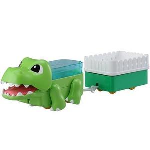 TOMICA 多美動物火車 鱷魚_ AN83113 多美動物園