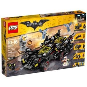 LEGO 樂高 BATMAN MOVIE The Ultimate Batmobile 70917