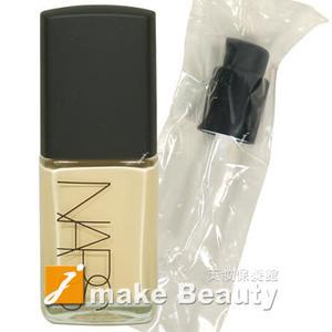 NARS 玩美光透美白粉底液(30ml)+玩美粉底液壓頭《jmake Beauty 就愛水》