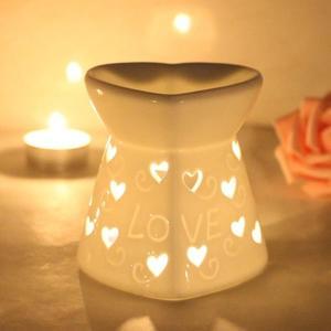 創意陶瓷香薰燈(非插電)精油燈熏香 香熏爐 香薰燈蠟燭精油燈潮