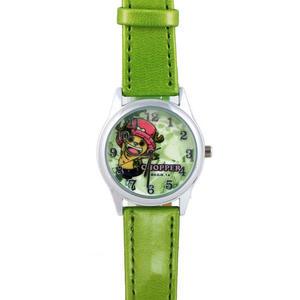 【卡漫城】 喬巴 皮革 手錶 ㊣版 海賊王 One Piece 航海王 皮革錶 女錶 男錶 兒童錶 卡通錶 Chopper