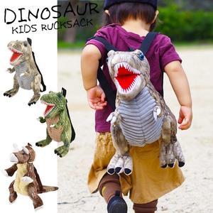 日本恐龍小朋友後背包 恐龍立體後背包 暴龍 AC0011