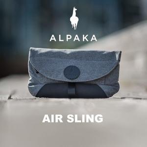 澳洲ALPAKA AIR SLING 一代機能防盜側背包