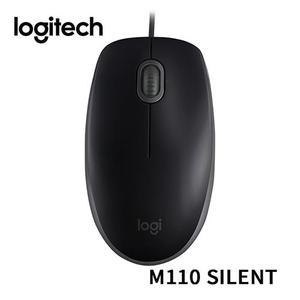 Logitech 羅技 M110 SILENT 靜音滑鼠