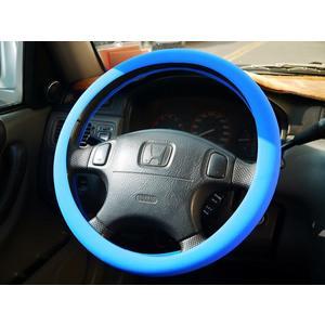 繽紛色彩 環保矽膠 汽車方向盤套 護套 保護套 防汙套 保證無味 超強止滑 保護方向盤 S.M.L皆可用
