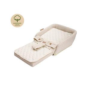 【愛吾兒】日本 farska 成長型安心守護多功能床中床-有機棉