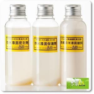 鍍膜三寶 - 氟素填縫潑水保護漆面鍍膜|DIY鍍膜必買商品|米羅汽車美容用品