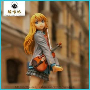 四月是你的謊言 宮園薰手辦 小提琴制服美女手辦 人偶公仔模型【緣味站】YWZ-134160