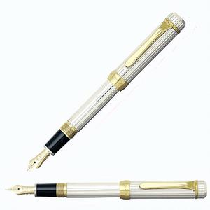 白金牌3776系列純銀無垢18K鋼筆(須預定)*PTS-50000