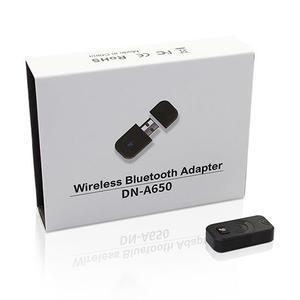 [哈GAME族]免運費 可刷卡●含麥克風●Switch DN-A650 無線耳機適配器 USB 接收器 適用PS4/NS主機