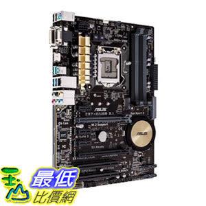 [104美國直購] 主機板 ASUS ATX DDR3 2600 LGA 1150 Motherboard Z97-E/USB 3.1