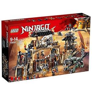 樂高積木 LEGO《 LT70655 》2018 年 Ninjago 旋風忍者 - 暗黑獵龍寨 ╭★ JOYBUS玩具百貨