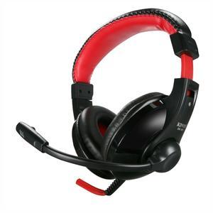 KINYO耐嘉 EM-3651 超重低音立體聲耳機麥克風 有線 頭戴式耳機麥克風 耳罩式 MP3 電腦【迪特軍】