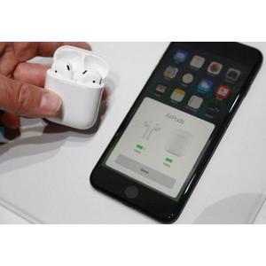 國行Apple/蘋果 AirPods iPhone無線藍牙耳機/單只左耳右耳充電盒