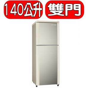 TATUNG大同【TR-B140S-AG】140L大同雙門冰箱
