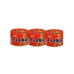 大茂大土豆麵筋170g(3罐/組)【合迷雅好物超級商城】