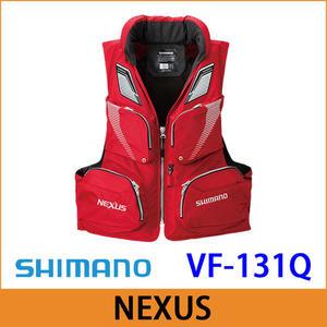 橘子釣具 SHIMANO救生衣 NEXUS VF-131Q#紅色