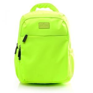Backbager 背包族【美國 AIRWALK】睛艷彩耀系列大容量背包 後背包_螢光黃