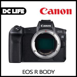 Canon EOS R BODY 單機身(公司貨) -送吹球拭鏡專業清潔組