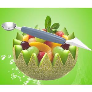 不鏽鋼日式果雕刀 /水果切刀 水果拼盤 挖球刀S-1683