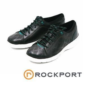 Rockport truFLEX系列TRUFLEX LACE TO TOE戶外休閒鞋女鞋-黑