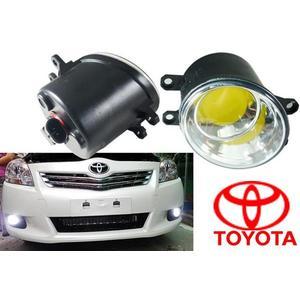 【吉特汽車百貨】豐田專用 COB LED霧燈 日型燈 WISH ALTIS VIOS RAV4 YARIS PREVIA