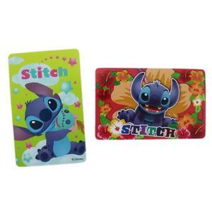 【卡漫城】 史迪奇 多功能貼紙  ~二張  Stitch 星際寶貝 票卡貼 悠遊卡 iPod 卡片貼