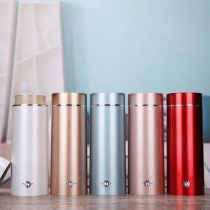 電熱水杯 旅行電熱水壺迷你便攜式家用折疊燒水壺電熱水杯小型 智慧e家