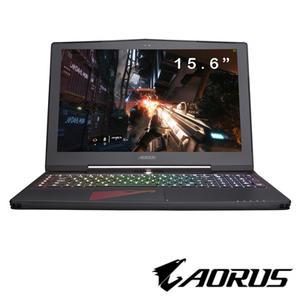 AORUS X5Xv7 15吋電競筆電(i7-7820/GTX1070/256G+1T/16G) 送32G隨身碟