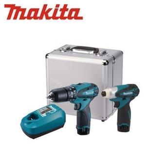 牧田 makita 起子機+電鑽   DK1493 10.8V   TD090D+HP330D