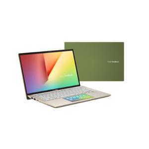 華碩 VivoBook S432FL-0082E8265U (超能綠) 14吋ScreenPad 2.0獨顯筆電【Intel i5-8265U / 8GB / 512G PCIE / Win10】
