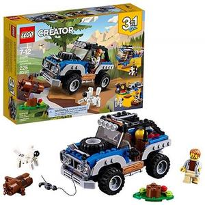 LEGO 樂高 Creator 3in1 Outback Adventures 31075 Building Kit (225 Piece)