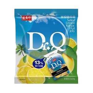 盛香珍Dr.Q檸檬鹽蒟蒻265g(果凍)
