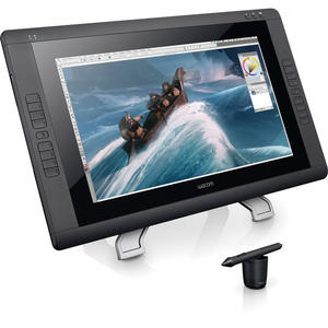 Wacom DTK-2200 Cintiq 22HD 專業液晶感壓繪圖板