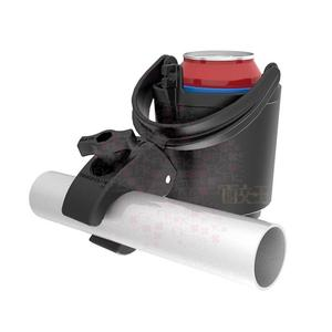【尋寶趣】萬用固定夾鉗-自動水平置杯架 / 飲料架 RAM車架 汽車/重機 固定架 RAM-B-132-400U