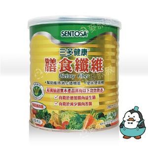 三多健康膳食纖維粉末 350g