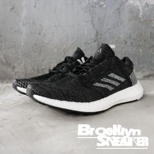 Adidas Pureboost Go 黑灰 編織 灰黑 線條  慢跑 男 (布魯克林) 2019/1月 B37803 男 B75822 女