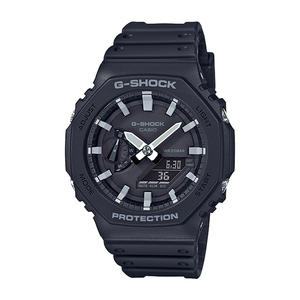 CASIO 卡西歐手錶專賣店 G-SHOCK GA-2100-1A 經典雙顯限量男錶 防水200米 雙重LED燈 GA-2100