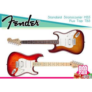 【小麥老師 樂器館】Fender Standard Stratocaster HSS 電吉他 墨廠 漸層色 保固一年