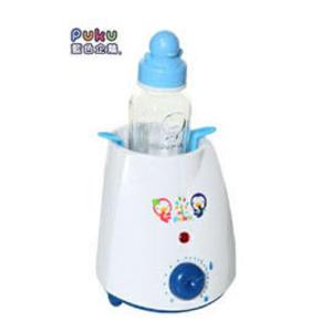 【佳兒園婦幼館】★Puku 藍色企鵝 溫奶調乳器