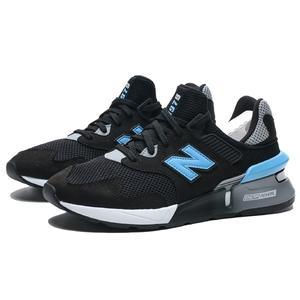 NEW BALANCE NB 997S  黑藍 麂皮 襪套 運動鞋 休閒鞋 男 (布魯克林) MS997JKD