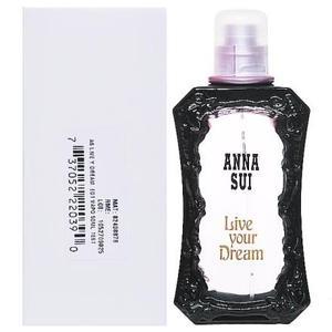 ☆薇維香水美妝☆Anna Sui Live Your Dream 安娜蘇 夢鏡成真 TESTER 50ML
