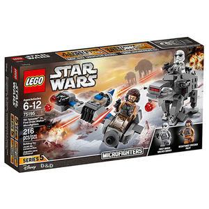 樂高積木 LEGO《 LT75195 》STAR WARS星際大戰 - 雪地穿梭機對戰第一軍團行走者微型戰機