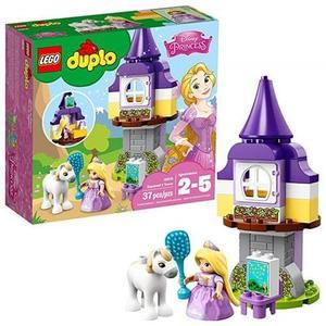 LEGO 樂高 Duplo Princess Duplo Princess Rapunzel´s Tower 10878,,